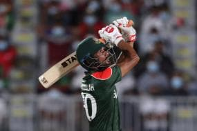 When You Can't Chase 140, There Needs to be a Look-in: Bangladesh Captain Mahmudullah
