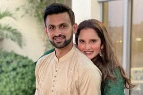 T20 World Cup: Sania Mirza's Reacts to Fans Calling Shoaib Malik 'Jijaji' During India-Pakistan Clash