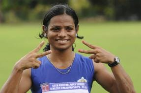 India's Dutee Chand Offers Legal Help to Caster Semenya After New IAAF Rule