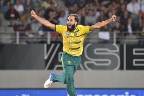 Imran Tahir Rested for SL ODIs as Proteas Assess World Cup Spin Options