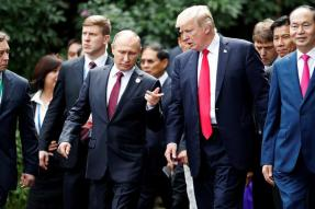 Donald Trump and Putin Test Ties in Baltic Showdown Today