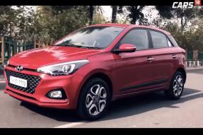 Exclusive - 2018 Hyundai Elite i20 Test Drive Review [Video]