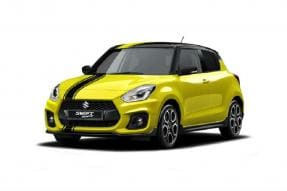 2018 Suzuki Swift Sport BeeRacing Limited Edition Launched