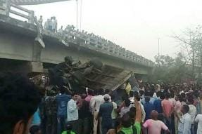 Death Toll in Bihar Road Accident Rrises to 14, FIR Lodged