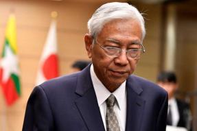 Myanmar President and Suu Kyi Confidant Htin Kyaw Resigns Amid Criticism Over Rohingya Crisis