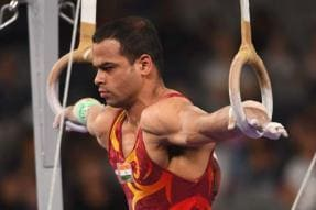 Commonwealth Games: Gymnast Patra Hopes to Win Medal For Improved Life