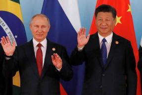 Xi Jinping Applauds Vladimir Putin Re-election, Hails 'Best Level' Ties