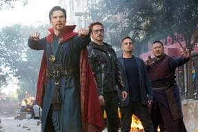 Avengers: Infinity War Sells Over A Million Tickets In India Before Release