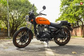 Royal Enfield Thunderbird 500X Detailed Image Gallery – See Pics