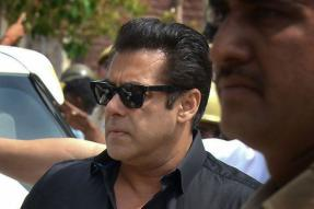Supreme Court Stays Proceedings Against Salman Khan Over Caste Remarks