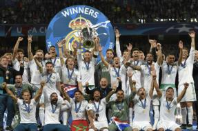 Champions League Final: Gareth Bale's Brace Helps Real Madrid Win Record Third Consecutive Title