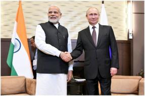 Indo-Russian Ties Enjoy 'Special Privileged Strategic Partnership': PM Modi Tells Putin