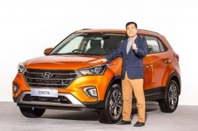 2018 Hyundai Creta SUV Facelift Launched in India for Rs 9.43 Lakh, Gets Sunroof
