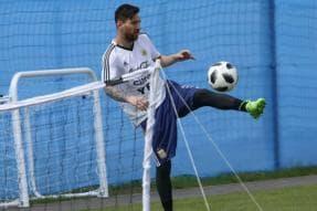 Argentina vs Croatia, Live Score, FIFA World Cup 2018: Can Messi Lift Argentina Once Again?