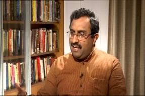 Didn't Break Any Coalition Dharma, Tried to Contact Mehbooba Mufti Before Fax Went Out: Ram Madhav