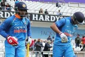 Shaw and Mayank Slam Centuries as India 'A' Annihilate Leicestershire