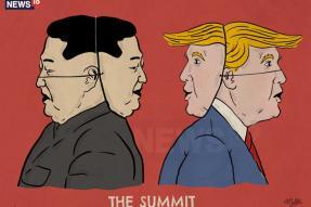 In Big Flip-Flop, Trump Now Says North Korea Poses 'Unusual' Threat