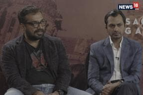 Anurag on Working With Nawazuddin Siddiqui: When We Get Bored, We'll Divorce Each Other