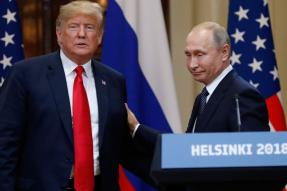 Trump Says He Holds Putin Responsible for 2016 US Election Interference