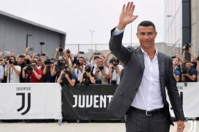 With Move to Juventus, Ronaldo's Legend Continues to Grow
