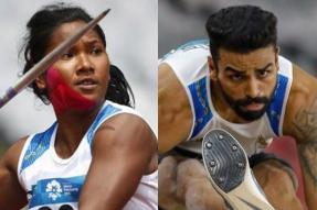 Asian Games: Swapna, Arpinder Extend India's Golden Run in Athletics