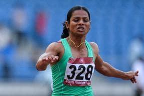 Saraswati Chand Alleges Dutee Being Blackmailed by Partner, Sprinter Refutes Claim