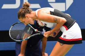Karolina Pliskova Upsets Naomi Osaka to Win Pan Pacific Open Final