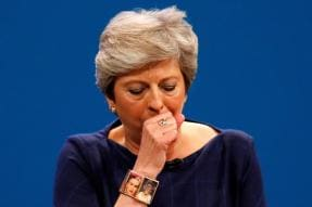 Conservative Lawmakers Trigger No Confidence Vote in UK PM Theresa May's Leadership