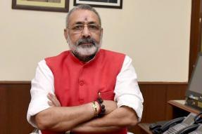 Giriraj Singh Hails Yogi For 'Prayagraj', Says Names of All Places Linked with Mughals Must Change