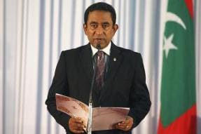 Maldives Court Orders Detention of Former President Abdulla Yameen in Money Laundering Case
