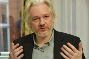 Julian Assange's Swedish Detention Hearing Set For June 3