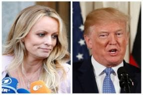 Donald Trump Calls Stormy Daniels 'Horseface', Threatens to 'Go After Her'