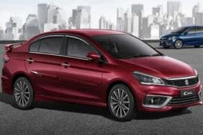 Live Blog: 2018 Maruti Suzuki Ciaz Facelift India Launch - Price, Features, Variants, Mileage and More