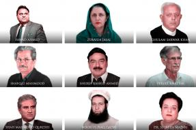 Imran's Sixteen: Meet The Federal Ministers Of Pakistan New Government