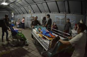 Multiple Earthquakes Rock Indonesia's Lombok Island, 10 Dead