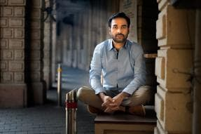 A Doctor Saves A Dying Person, A Performer Saves A Dying Society: Pankaj Tripathi