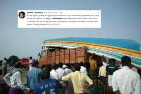 Shashi Tharoor Praises Kerala Fishermen for Their Bravery and the Internet Agrees
