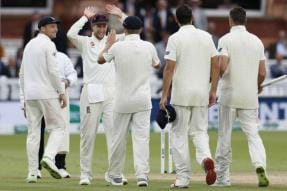 India vs England, 2nd Test Day 4 at Lord's: India Crumble Under Pressure as England Make Merry