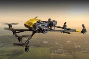 Intel Foresees a Future of Drone Traffic Jams, And Has Tech to Prevent Them From Colliding