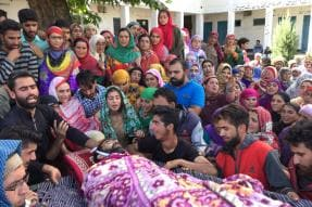 I Touched Terrorists' Feet and Begged, They Promised to Spare My Son: Slain Kashmir Cop's Mother