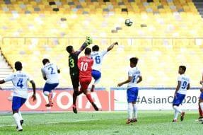 AFC U-16 Championship: Niraj Kumar's Heroics Helps India Earn Draw Against Iran