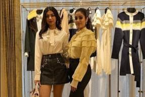 Janhvi and Khushi Kapoor Prove They Are the Ultimate Fashionista Duo