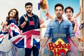 Ayushmann's Badhaai Ho Emerges As Big Favourite, Arjun's Namaste England Tanks
