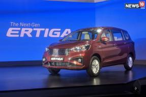2018 Maruti Suzuki Ertiga Vs Mahindra Marazzo MPV Spec Comparison India - Which One Is Better?