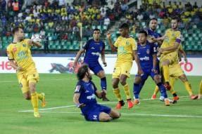 ISL: Kerala Blasters Thrash Chennaiyin to Register Consolation Win