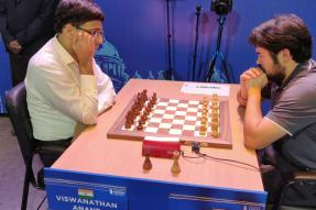 Viswanathan Anand Seals Blitz Title in Style by Beating Hikaru Nakamura