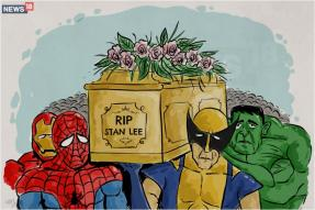 The 'Long Obituary' That Stan Lee Wanted in the Words of the Superheroes He Brought to Life