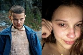 Millie Bobby Brown's Emotional Post After 'Stranger Things 3' Wrap Has Fans Worried