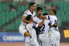 Delhi Dynamos Hand Bengaluru FC Another Shocking Loss
