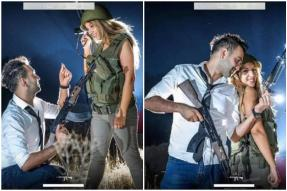 Pune Couple's PUBG Themed Pre-Wedding Shoot is Giving Gamers Wedding Goals